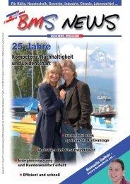 25 Jahre - BMS-Energietechnik AG