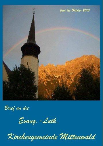 Download PDF (4,8 MB) - Kirchengemeinde Mittenwald