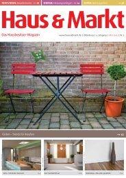 Ausgabe Mai 2013 - Haus & Markt