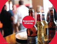 Responsible Drinking - Anheuser-Busch InBev