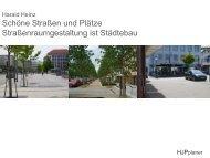 Straßenraumgestaltung ist Städtebau (pdf, 8 MB) - Agfs