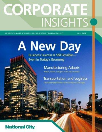 Manufacturing Adapts Transportation and Logistics - Freelance ...