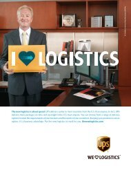 Software - Logistics Management