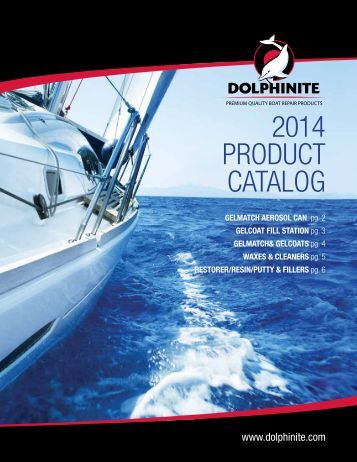 2014 PRODUCT CATALOG - Home Port Marine Marketing