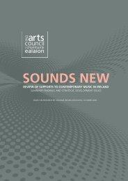 SoundS new - Arts Council