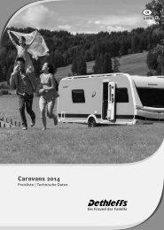 Dethleffs - bei Top Caravan