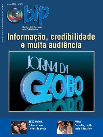 Download - Comercial Rede Globo