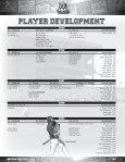 Player DeveloPment Player DeveloPment - Page 4