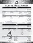 Player DeveloPment Player DeveloPment - Page 5