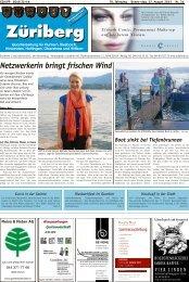 Netzwerkerin bringt frischen Wind - Lokalinfo AG