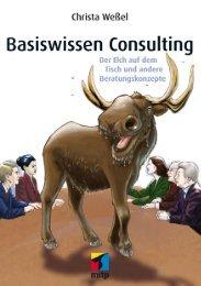 Basiswissen Consulting - Verlagsgruppe Hüthig Jehle Rehm GmbH