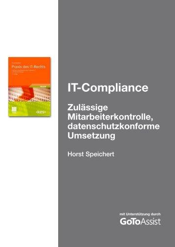 IT-Compliance - Citrix Online