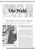 Miss-Wahl 2013 - akut online - Page 4