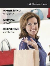 Multichannel Retailing - Mahindra Satyam