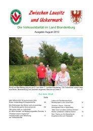 Ausgabe 3/2013 hier - Volkssolidarität Bundesverband e.V.