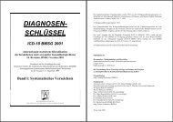 ICD10 - Systematisch - Grafino.at
