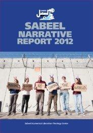 Read More - Sabeel, Ecumenical Liberation Theology Center