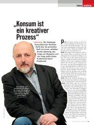 """""""Konsum ist ein kreativer Prozess"""" - The Concept of Luxury Brands"""