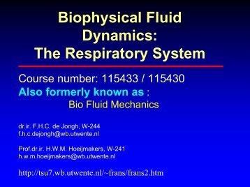 C - Engineering Fluid Dynamics / Multi Scale Mechanics