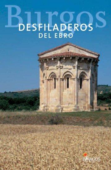 Desfiladeros del Ebro - Patronato de Turismo de Burgos