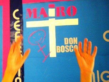 Präsentation zum Projekt Mairo Don Bosco - Bonijugend