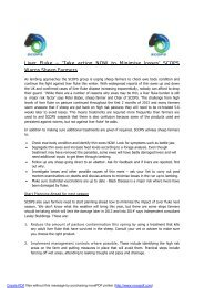 Liver Fluke – 'Take action NOW to Minimise losses' SCOPS Warns ...