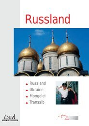Russland Ukraine Mongolei Transsib - Who-sells-it.com