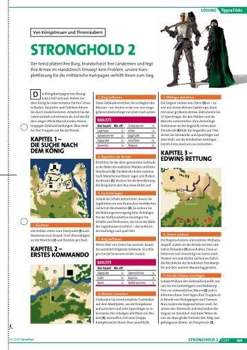 STRONGHOLD 2 - GameStar