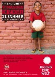 Tag der Straßenkinder 2014 - Jugend Eine Welt