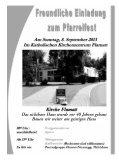 Pfarrblatt September 2013 - Pfarrei Wünnewil-Flamatt - Page 4