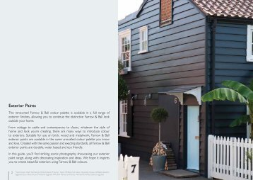 Exterior Paints - The Woodpigeon