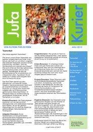 Jufa_Kurier_Juli_13 [PDF, 26.0 MB] - Gemeinde Zumikon