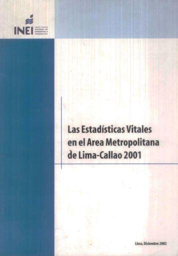 Contenido vitales - Bvs.minsa.gob.pe - Ministerio de Salud