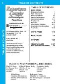 Community Info - Springfield, TN Phonebook & Yellow Pages - Page 2