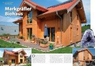 Haus Breisgau - Blockhaus, Holzrahmenhaus und Massivholzhaus