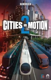 handbuch - Cities in Motion 2