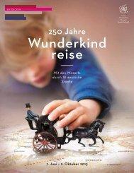 Wunderkindreise 2013 - Die Stadtredaktion