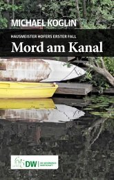 Mord am Kanal - Haufe.de