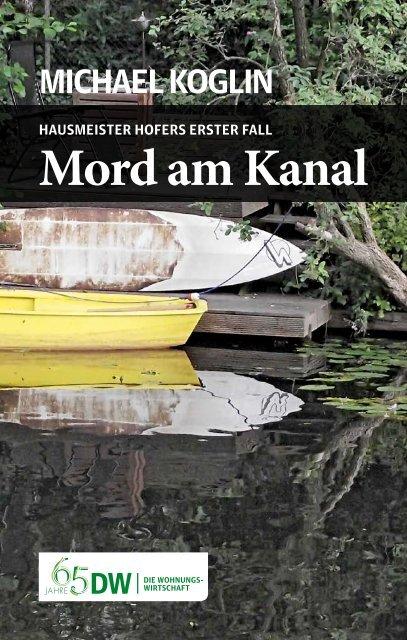 Mord am Kanal - Haufe.de