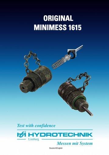 original minimess 1615