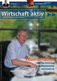 Wirtschaft AKTIV, Mai - Wien