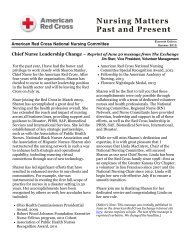 See the latest Nursing Matters: Past and Present newsletter