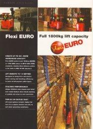 Specification Brochure - Masterlift