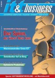 Der Spion, - IT&T Business