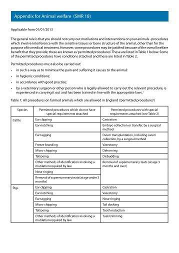 SMR 18 Animal welfare Appendix.pdf