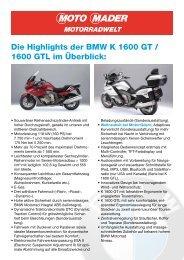 Moto Guzzi V11 pastiglie per freno a disco anteriore L//H Goldfren 1999-2006