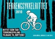 HARALØKKA, LØRDAG 22. MAI 2010 - Terrengsykkel.no