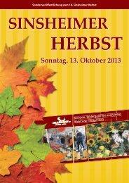 Sonntag, 13. Oktober 2013 - lokalmatador.de