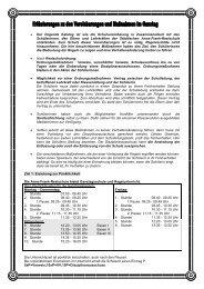 Schulvereinbarungen - Anne-Frank-Realschule