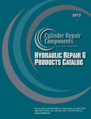 Onine Catalog - Cylinder Repair Components, Inc.